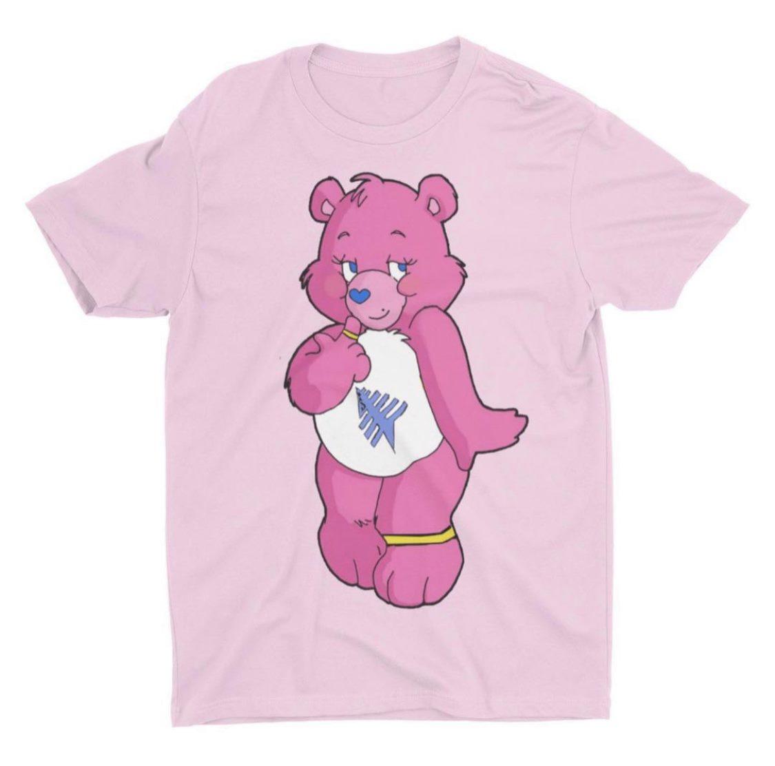 IDC Bear Tee Shirt Design